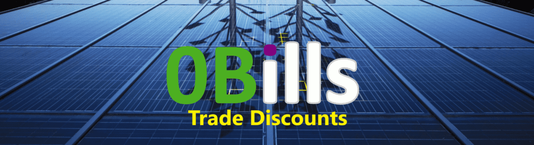 0Bills Alliance Member Trade Discounts DIY Solar and Wind Store