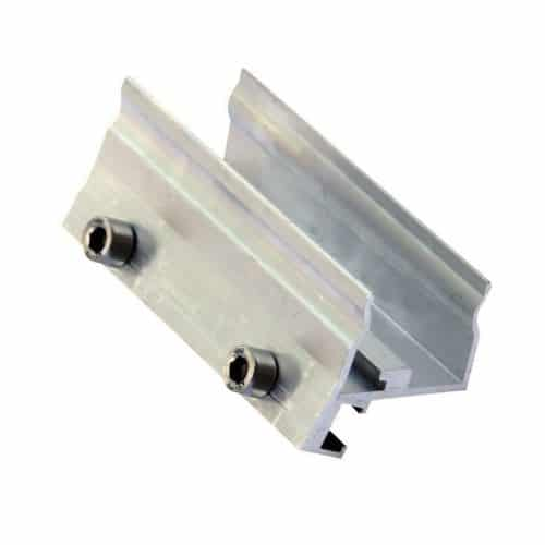 Schletter Connector for Solo5 Solo05 Light ProfiPlus FixZ-7 and FixZ-15