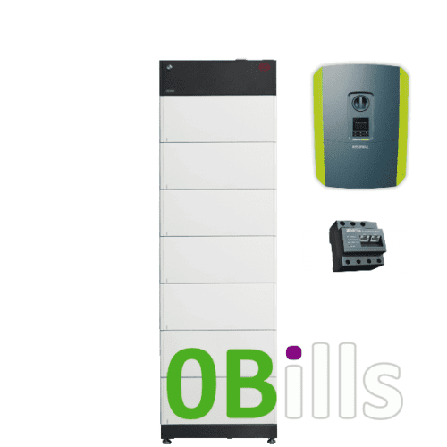 19.3kW Solar Battery Storage with BYD HVM and Kostal Plenticore Plus 8.5