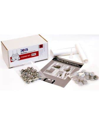 Dektite Fixing Kit ( metal roof ) by ZEROhomebills