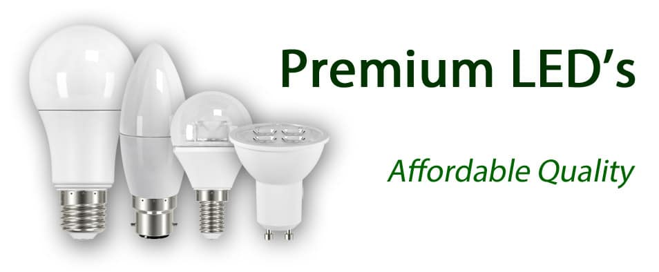 LED Lamps from Affinity