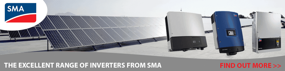 Excellent Inverter Options from SMA