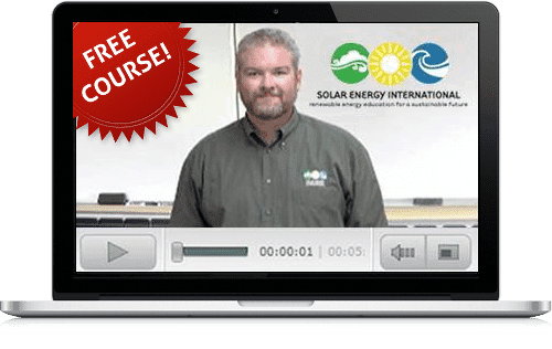 INTRODUCTION TO RENEWABLE ENERGY - FREE Online Course