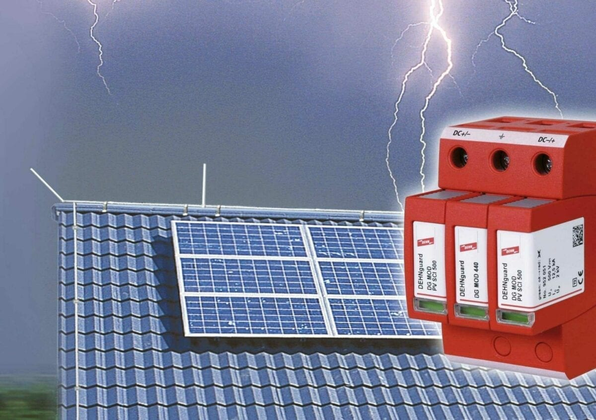 DEHN-surge and lightning protection 2