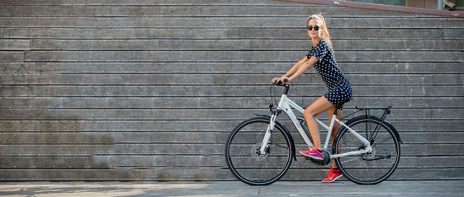 Rushmore, the E-bike with the automatic shifter