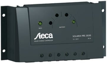 Steca Solaris PRS 2020 Solar Charge Controller 12 - 24 V