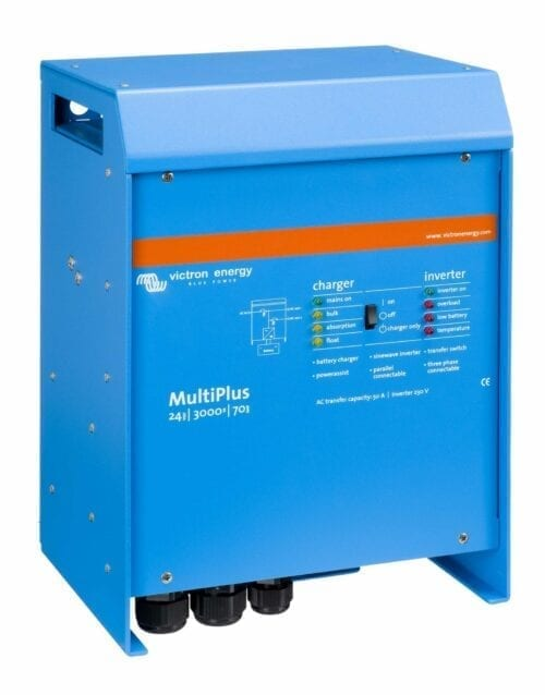Victron MultiPlus 3kW 24V Inverter and Charger