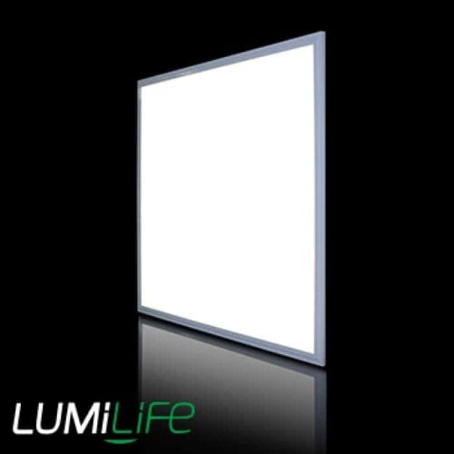 45W LED Panel 6000K - 595x595mm - IP40 - Optional Dimmable Driver 2