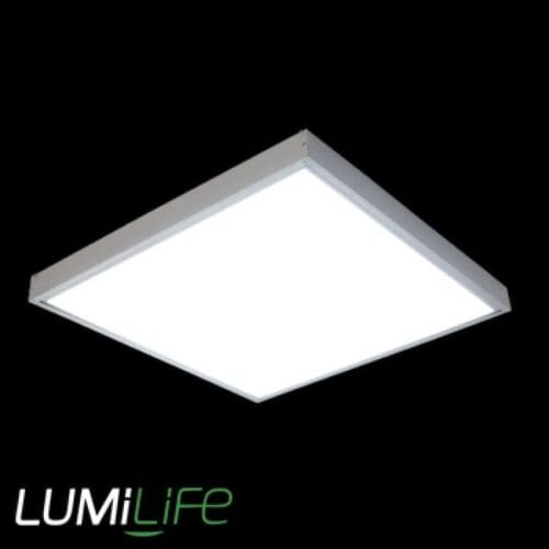 45W LED Panel 6000K - 595x595mm - IP40 - Optional Dimmable Driver 4