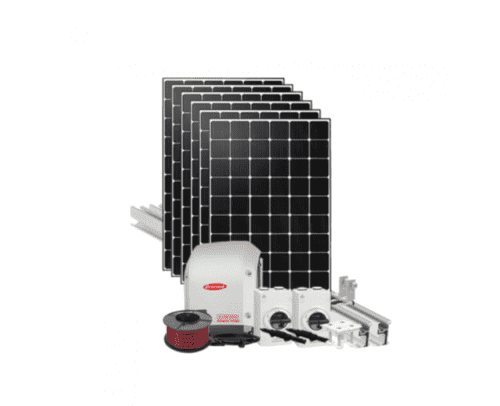 4kW Solar Panel Kit for Home with Fronius Primo 4.0