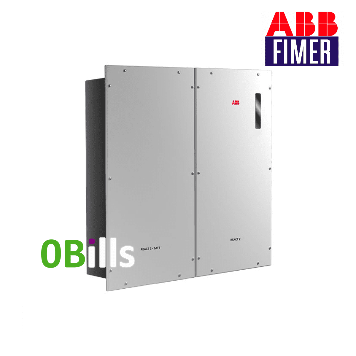 ABB Fimer REACT2-UNO-3.6-TL 4kW Modular Li-Ion Battery Storage for Sale