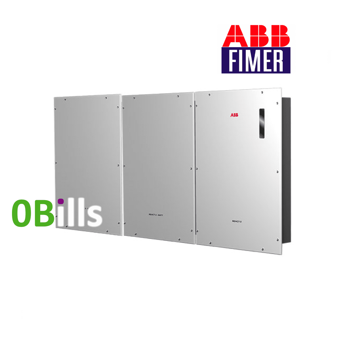 ABB Fimer REACT2-UNO-5.0-TL 8kW Modular Lithium Battery Storage