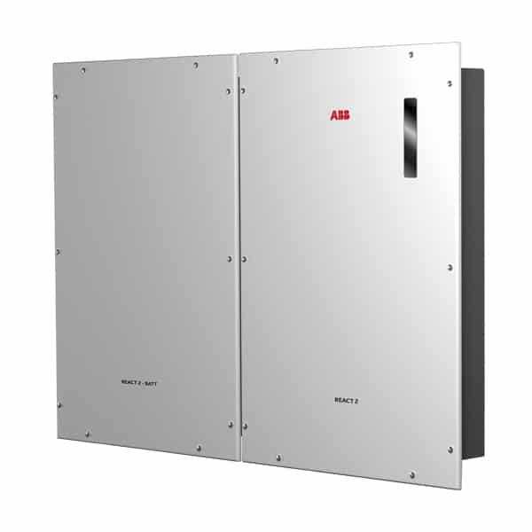 ABB REACT2-3.6-5.0TL 4kW Li-Ion Battery Storage Module
