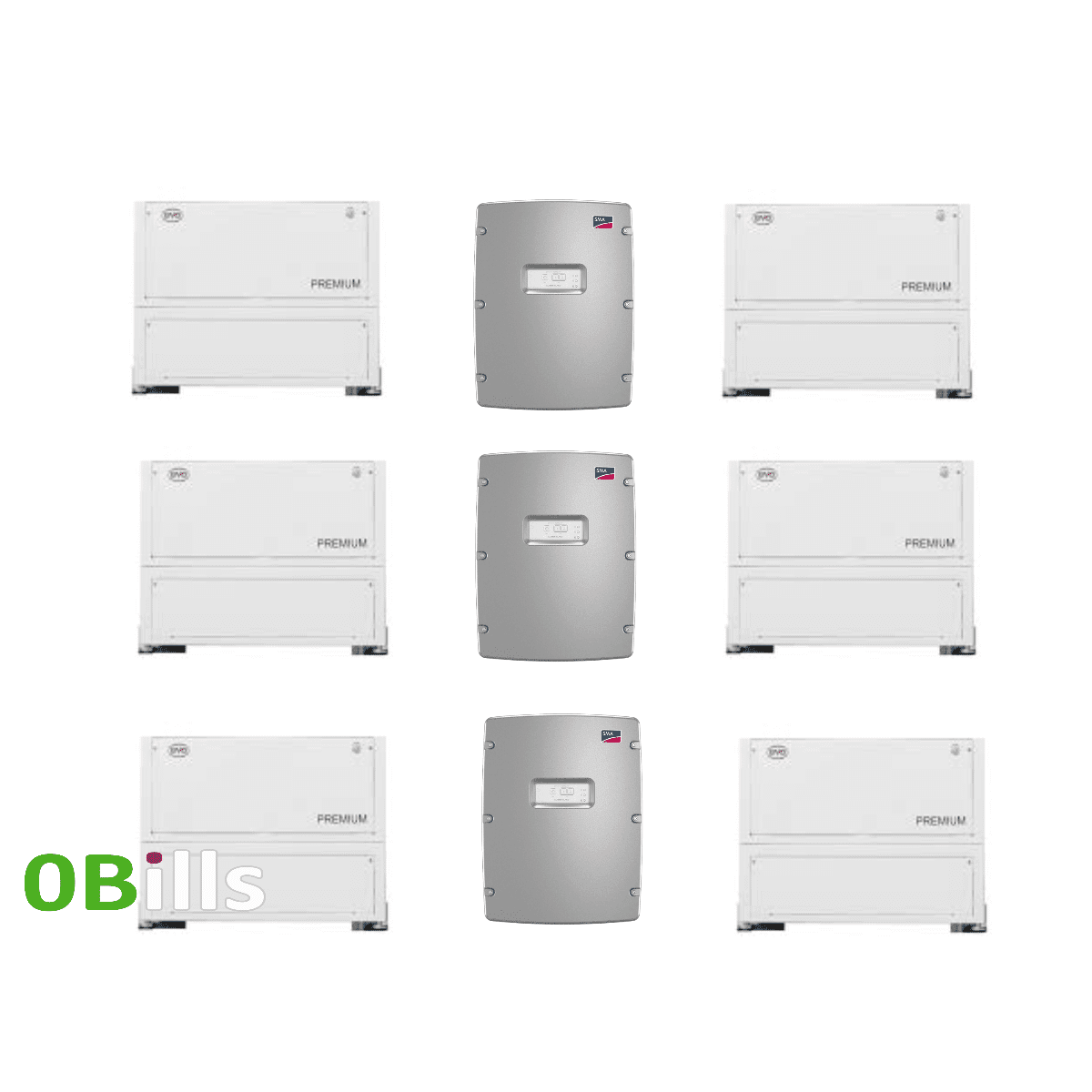 BYD LVL 92.16kWh Lithium-Ion Solar Battery Storage System