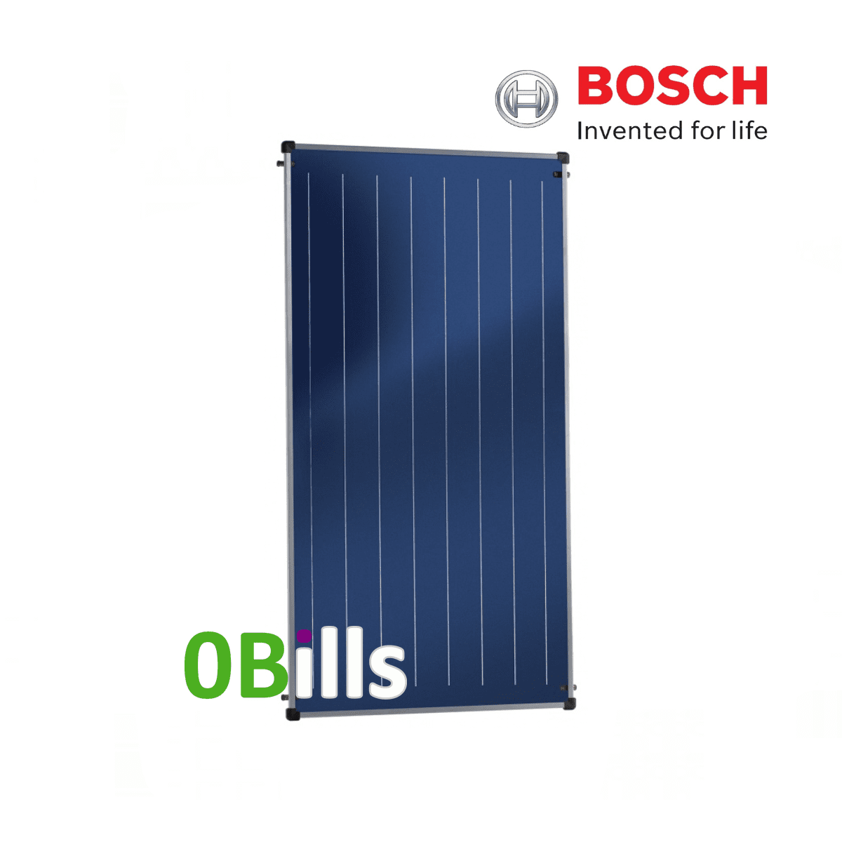 Bosch FCC 220-2V Solar Thermal Collector Solar 4000 TF Lito