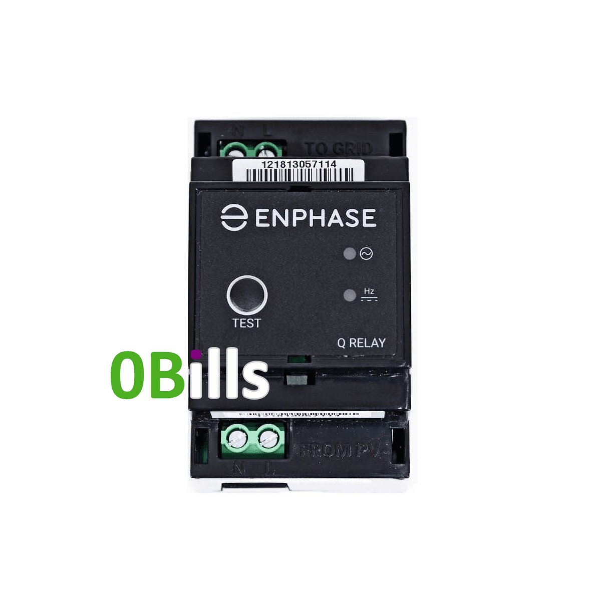 Enphase Energy Q-Relay for IQ7 & IQ7+ Micro Inverters - Single Phase