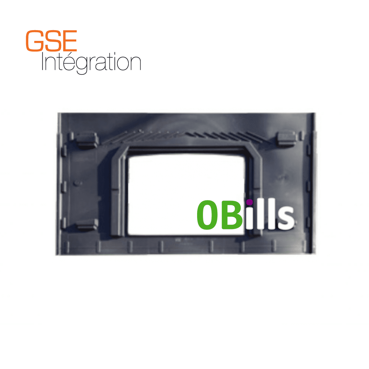 GSE Integration Frame Landscape for Solarworld 1675 / 990-1001 SW