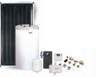 Buy Solar Thermal Systems and Domestic Hot Water Kits