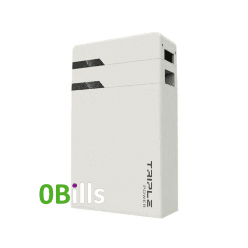 Solax TRIPLE POWER T63 HV 6.3KWH Energy Storage System with BMS