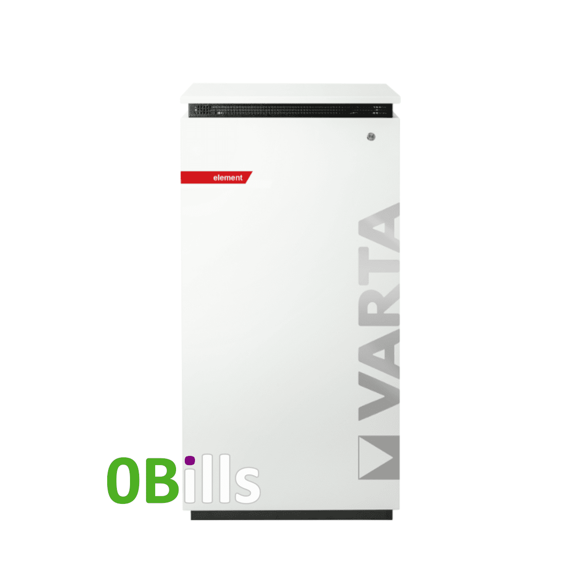 VARTA element 12 Battery Storage System 13 kWh 3Phase