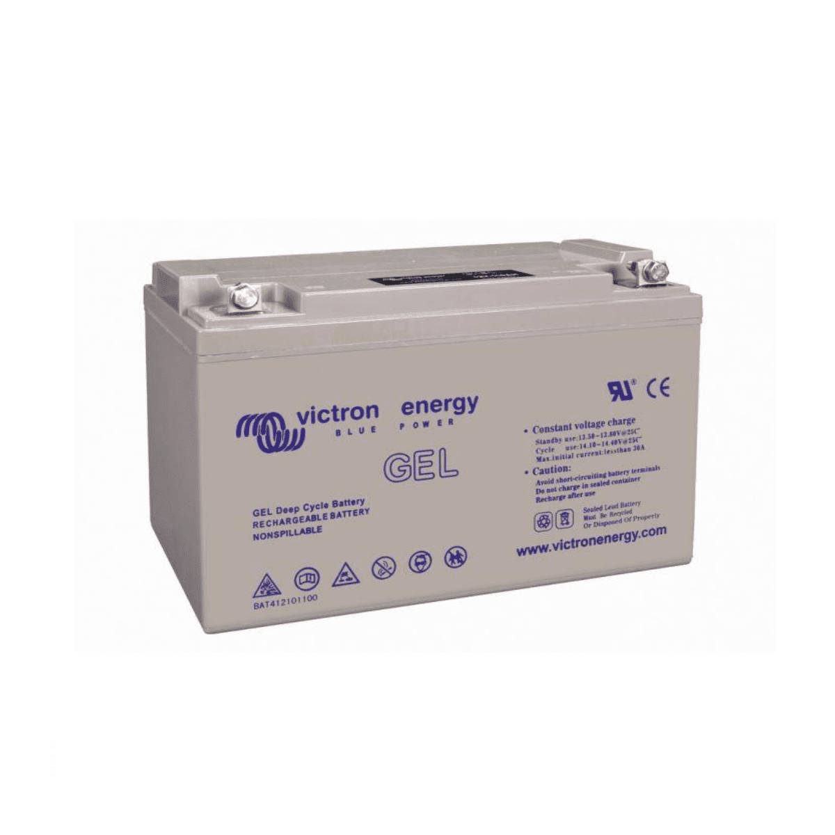 Victron 12V 220Ah GEL Deep Cycle Battery
