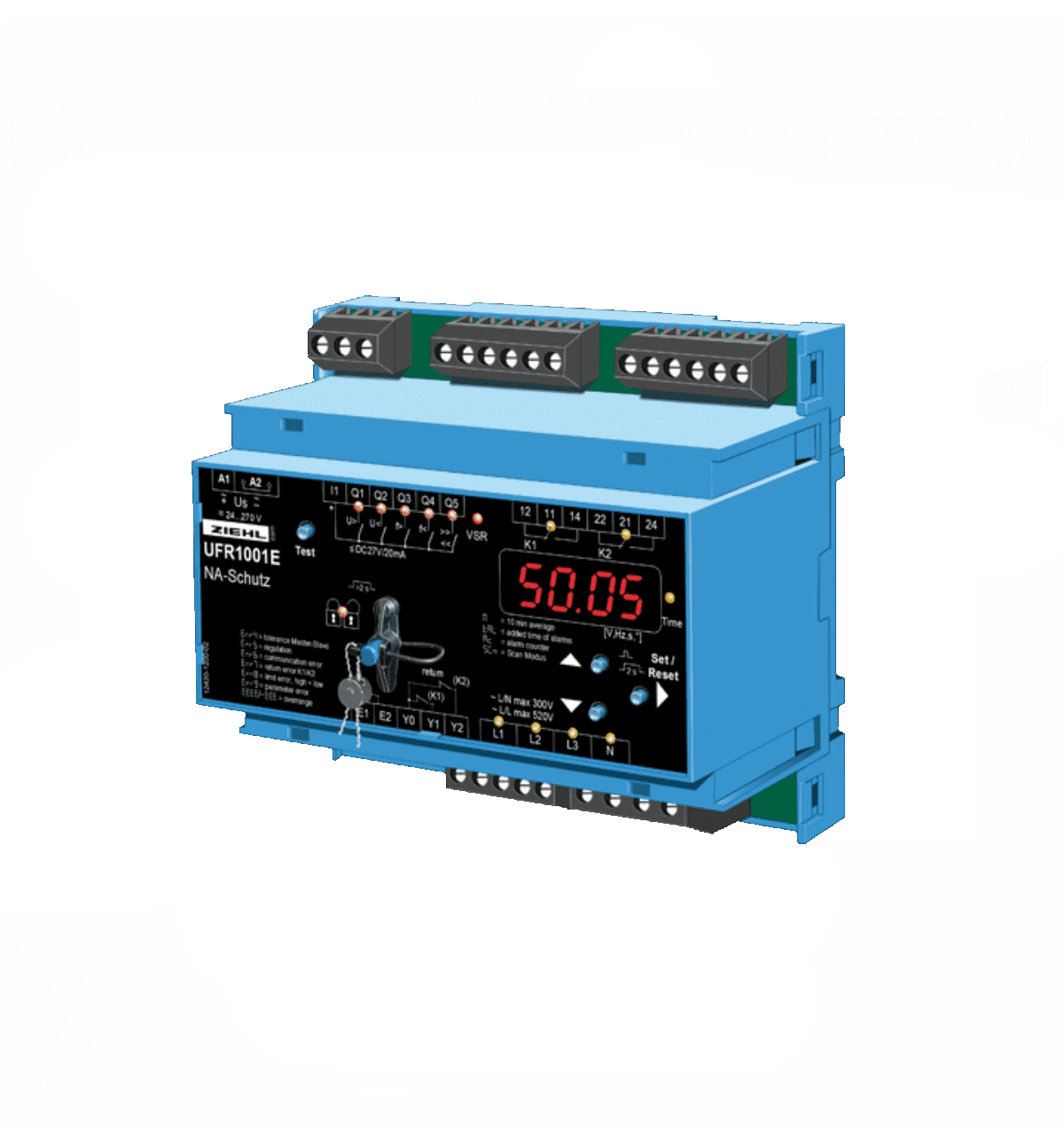 Victron Anti-Islanding Ziehl Voltage and Frequency Relay on Sale