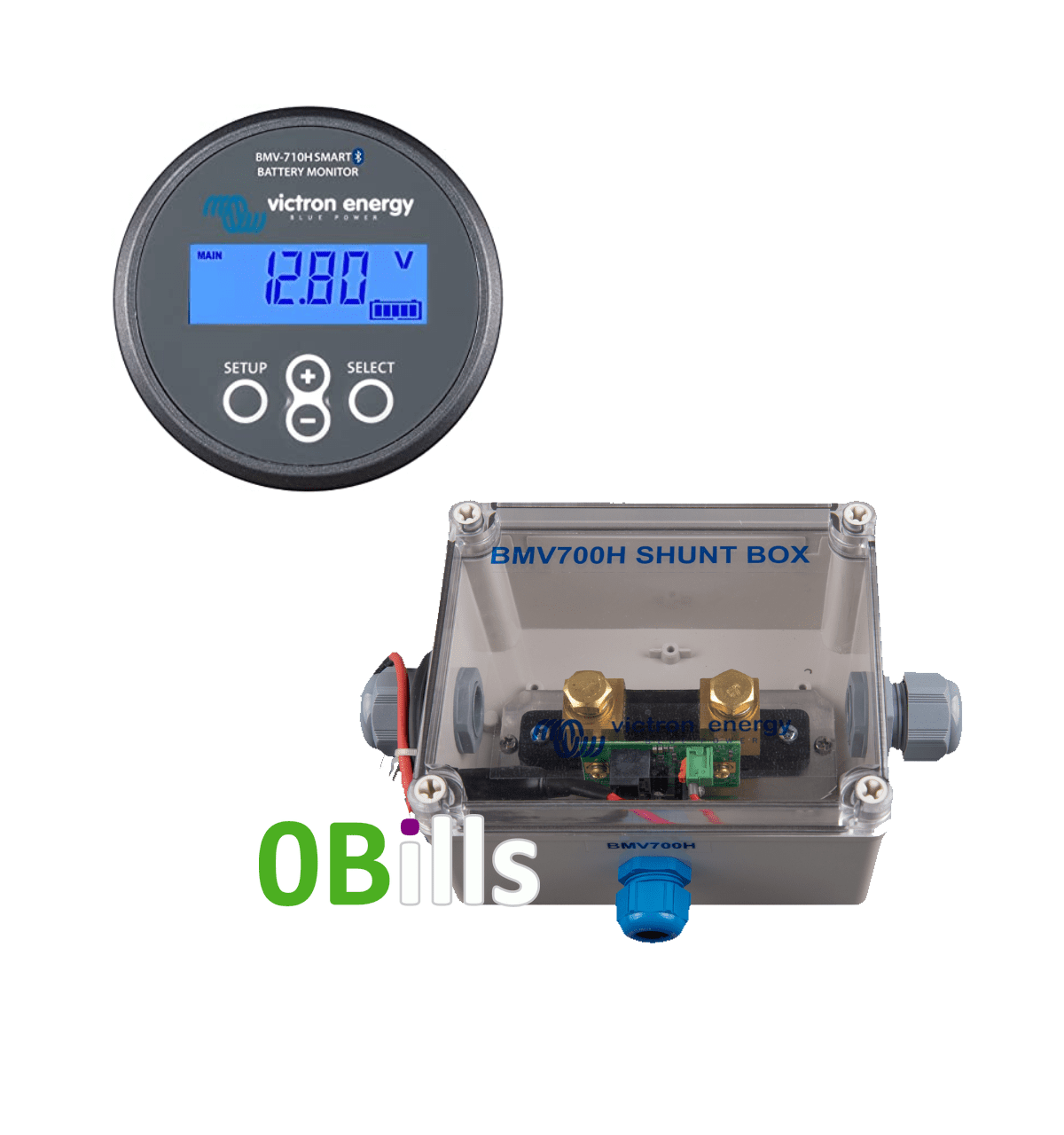 Victron Battery Monitor BMV-710H Smart At Best Price