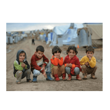FEED A FAMILY - SYRIAN REFUGEE CRISIS PROGRAM Sponsorship 0Bills DIY Solar and Wind Energy Store