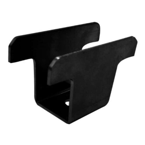 GSE Integration Mid Clamp BLACK 35mm for Roof Integrated Solar Panel Mounting
