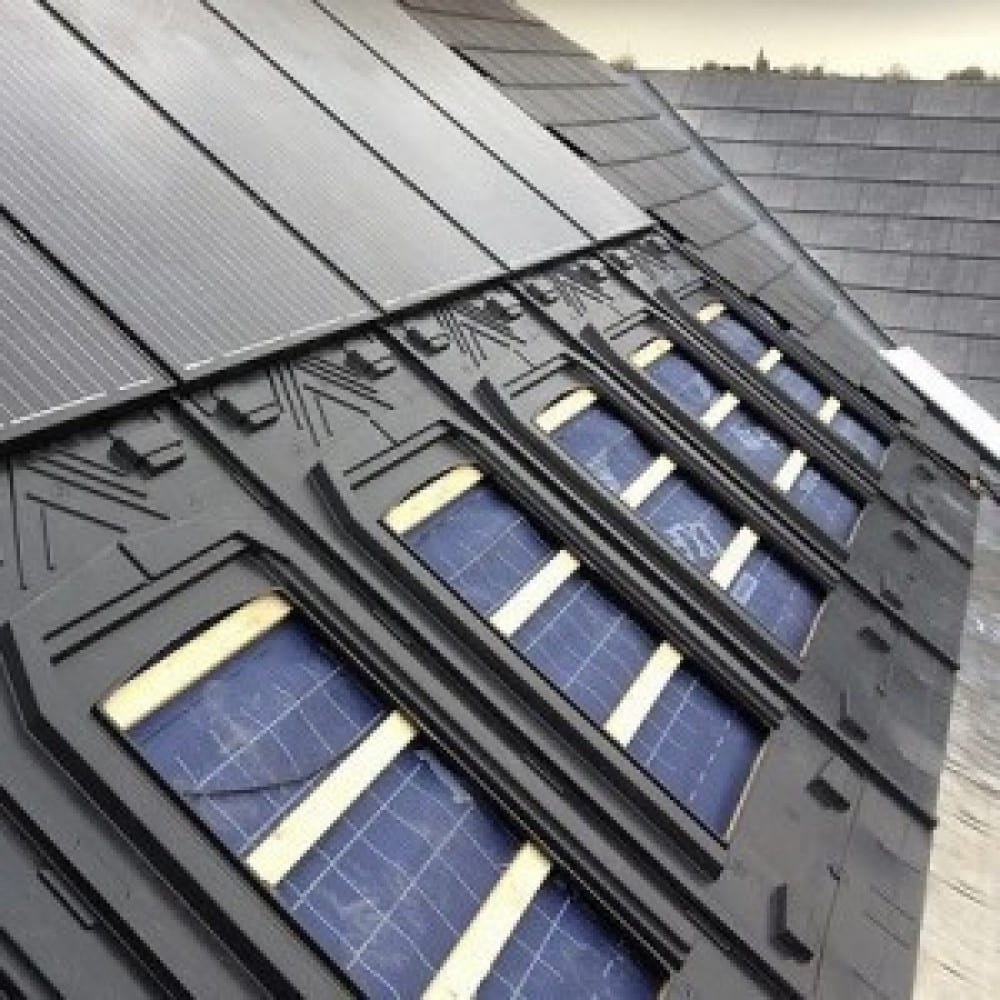 GSE Integration for Roofs for Solar Panels