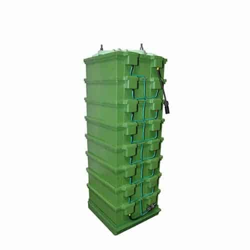 Greenrock Salt Water Battery