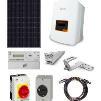 Grid-Tied-All-in-One-4kw-DIY-Solar-Package-with-Solis-Inverter