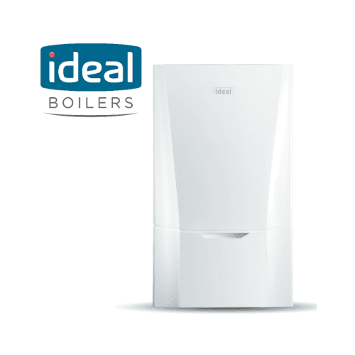 Ideal Vogue 40kW Combi Gas Boiler front picture white