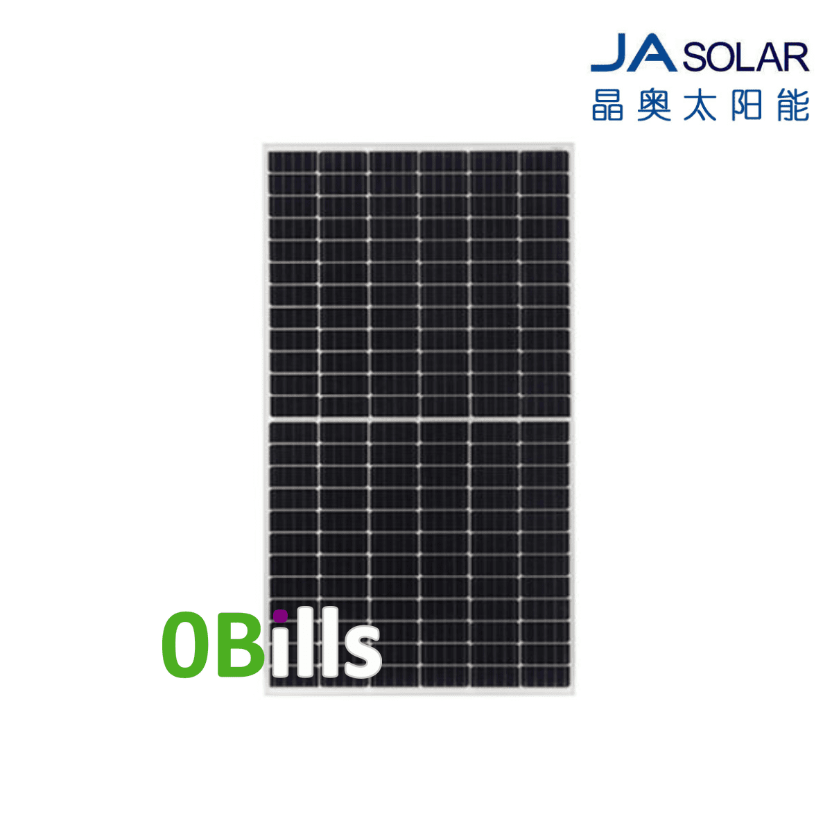 JA Solar JAM60S20-375/MR 375W Solar Panel MCS