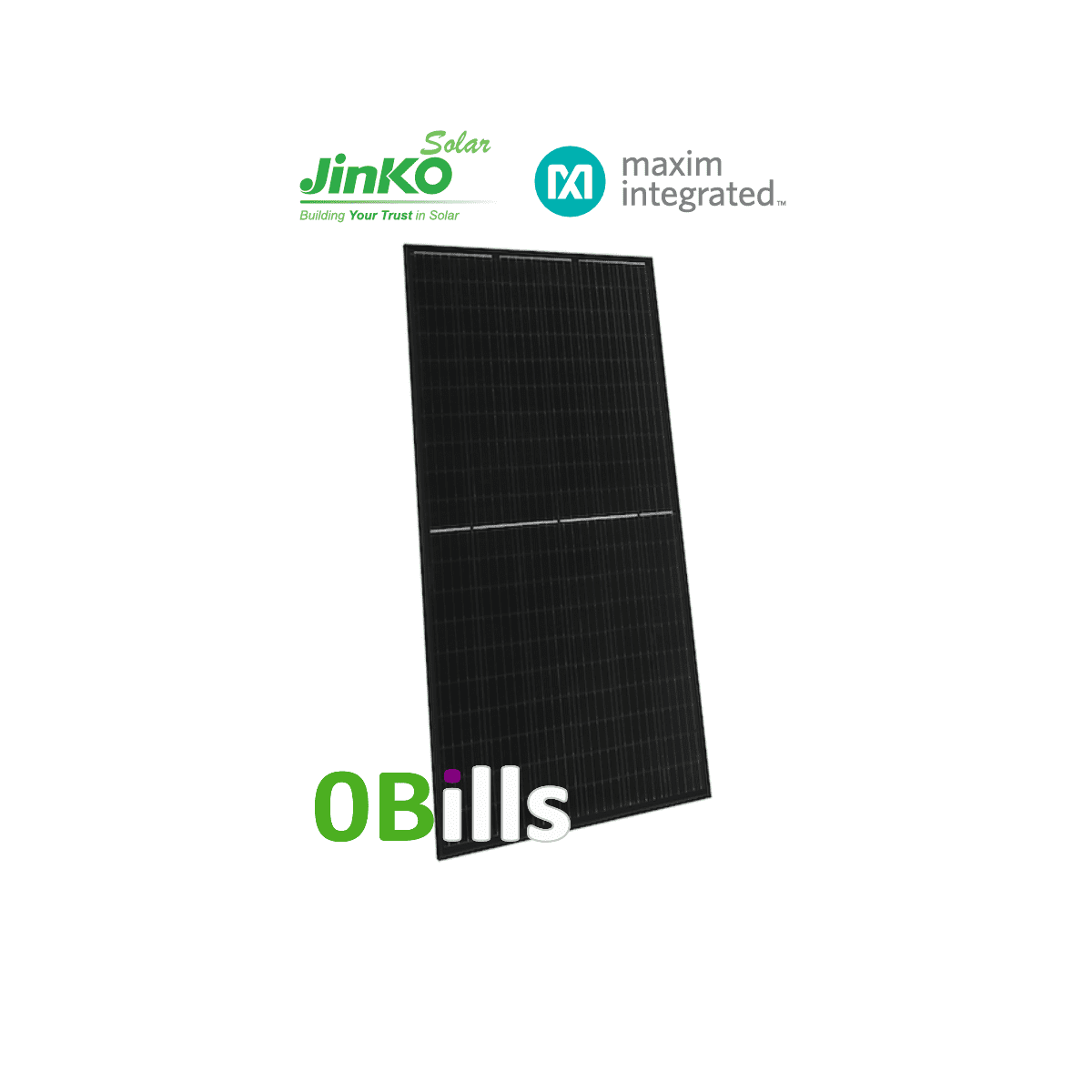 Jinko Cheetah Maxim Integrated 330W Solar Panel JKMS330M-60HB-MX3 for Sale