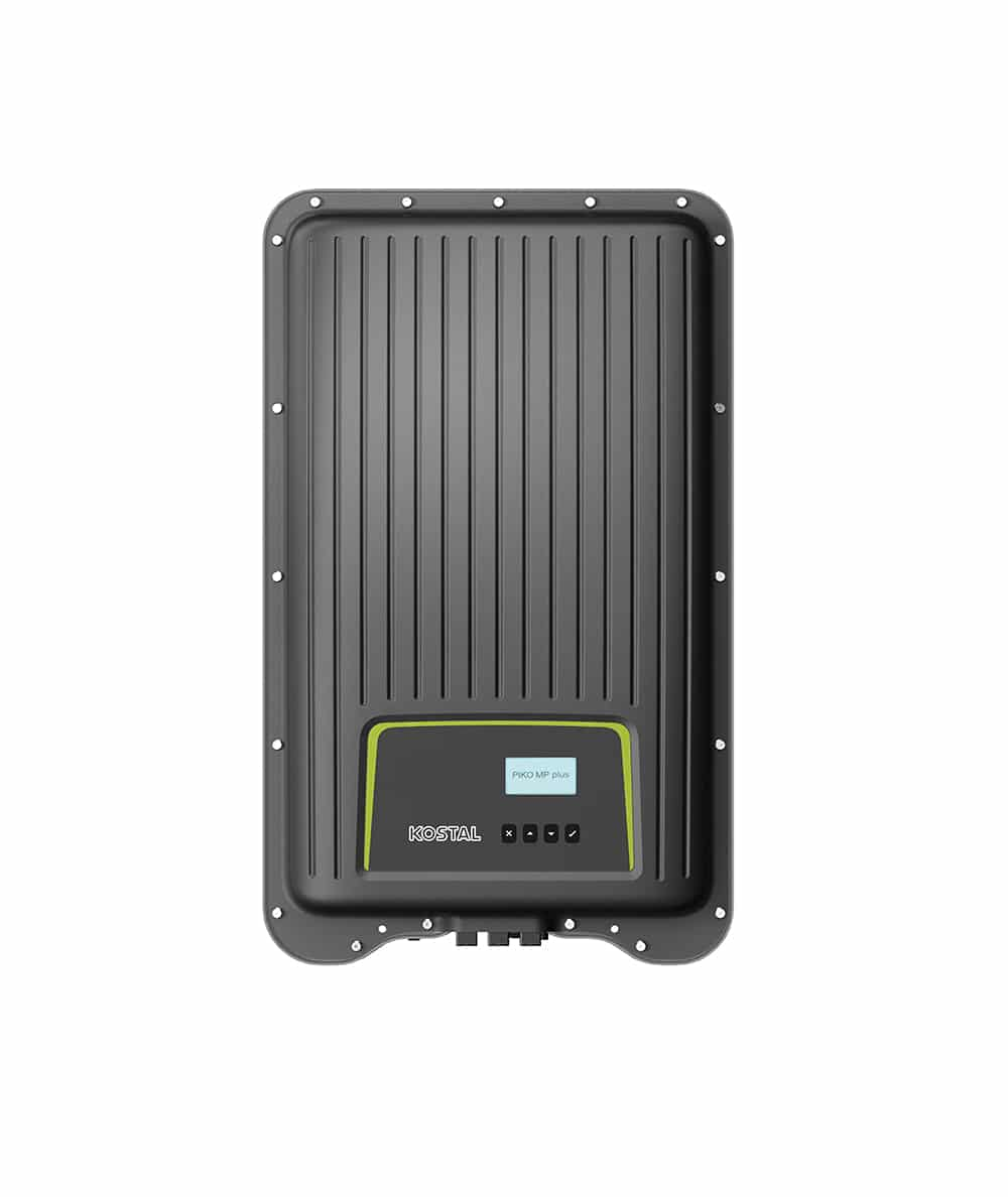 Kostal PIKO MP plus 4.6-2 4.6kW Solar Inverter on zerohomebills.com by solaranna