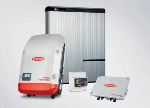 LG Chem RESU 10H (400V) 9.3kW Battery Storage with Fronius Symo Hybrid 5.0 on zerohomebills.com by solaranna, Batterij, solar batterij , solar battery, solar batteries, solar battery for sale, solar panel battery, battery storage, energy storage, solar energy storage, battery storage uk, solar Speicher, energie Speicher, ch energy, solar energie, CH, solar energie DE, Speicherpakete, Stromspeicher und Speichersysteme, hochvolt batterie, 48 V batterie, 48 V battery, high voltage battery, battery, batteries, lithium ion battery, li-ion battery, 12 V battery, 24 V battery, lead acid battery, deap cycle battery, off grid battery, self-consumption battery, solar battery Africa, solar battery Nigeria, solar battery lagos, solar battery abuja, solar battery California, solar battery Sverige, solar battery Sweden, solar battery Denmark, solar battery uk, solar battery London, solar battery Hereford, solar battery Bristol, solar battery Cardiff, solar battery Manchester, solar battery Ireland, solar battery florida, solar battery Miami, solar battery new york, solar battery Texas, solar battery Arizona, solar battery Chicago, solar battery virginia, solar battery north Carolina, solar battery Ontario, solar battery Toronto, solar battery alberta, solar battery usa, solar panel battery bank, battery banks, solar battery bank, solar power battery, 12v solar battery charger, 24v solar battery charger, 48v solar battery charger, solar battery charger, energy storage, energy storage systems, battery storage systems, solar battery systems, Kits Fotovoltaicos de Autoconsumo instantáneo, Kits Fotovoltaicos de Autoconsumo con acumulación, Kits Fotovoltaicos de Autoconsumo para balance neto, baterias para solar, precios baterias para solar, Energías Renovables, batteries solaires, batteries solaires France, solar battery for free, free solar batteries, commercial solar battery, residential solar battery, residential solar battery, domestic solar battery, home solar battery, solar battery for home, solar battery for sale near me,