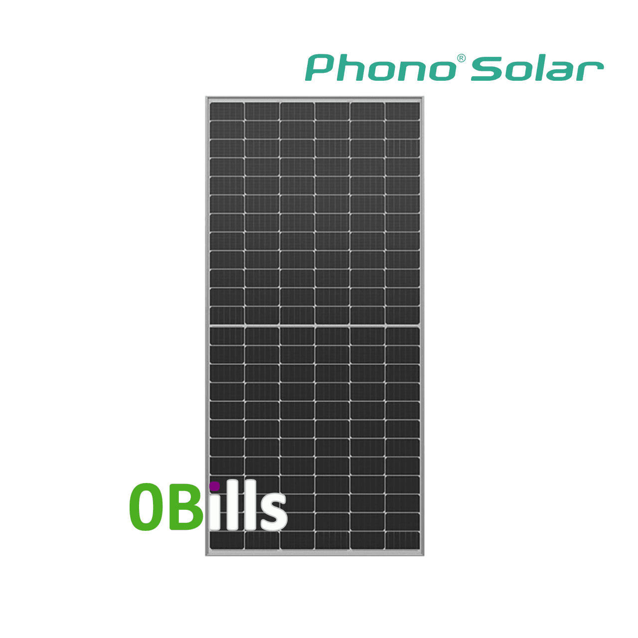 Phone Solar TwinPlus 400W Solar Panel PS400M1H-24-TH for Sale