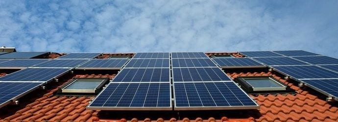 Planning Permissions Associated With A Solar Panel System In The UK