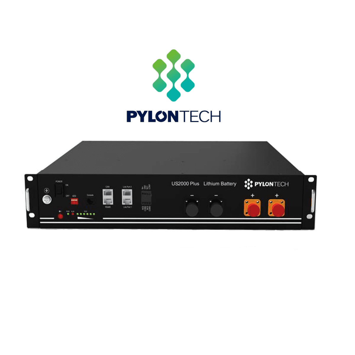 PylonTech US2000B Plus 2.4KWH Lithium Battery Module 48V