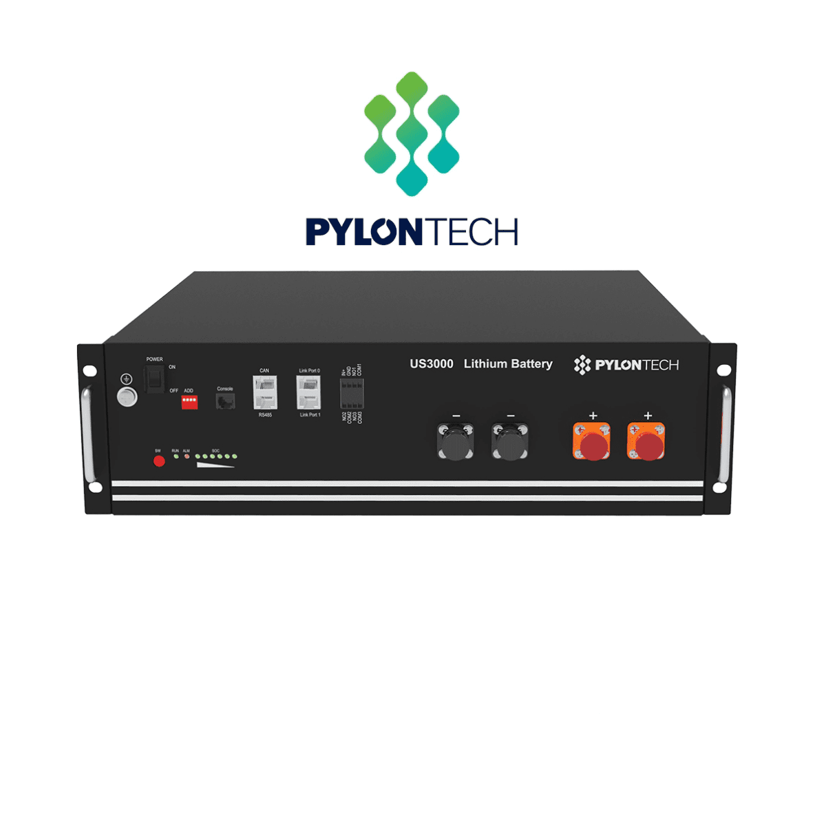 PylonTech US3000C 3.5KWH Lithium Solar Battery Module 48V