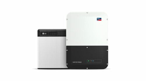 LG Chem with Sunny Boy Storage, The New LG CHEM RESU 10M for SMA SBS