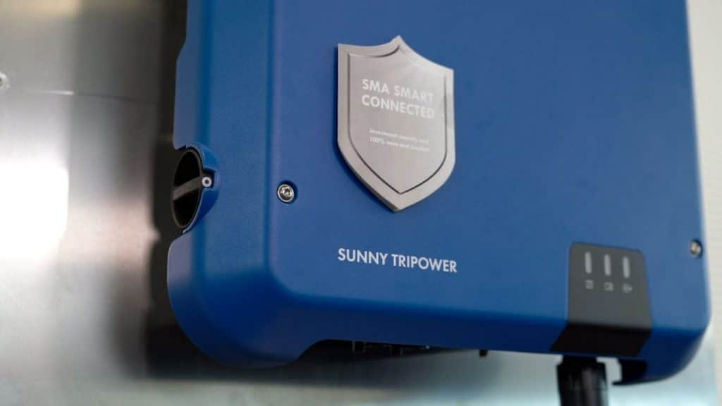 SMA Sunny Tripower 3Phase Solar Inverter For Residential Projects