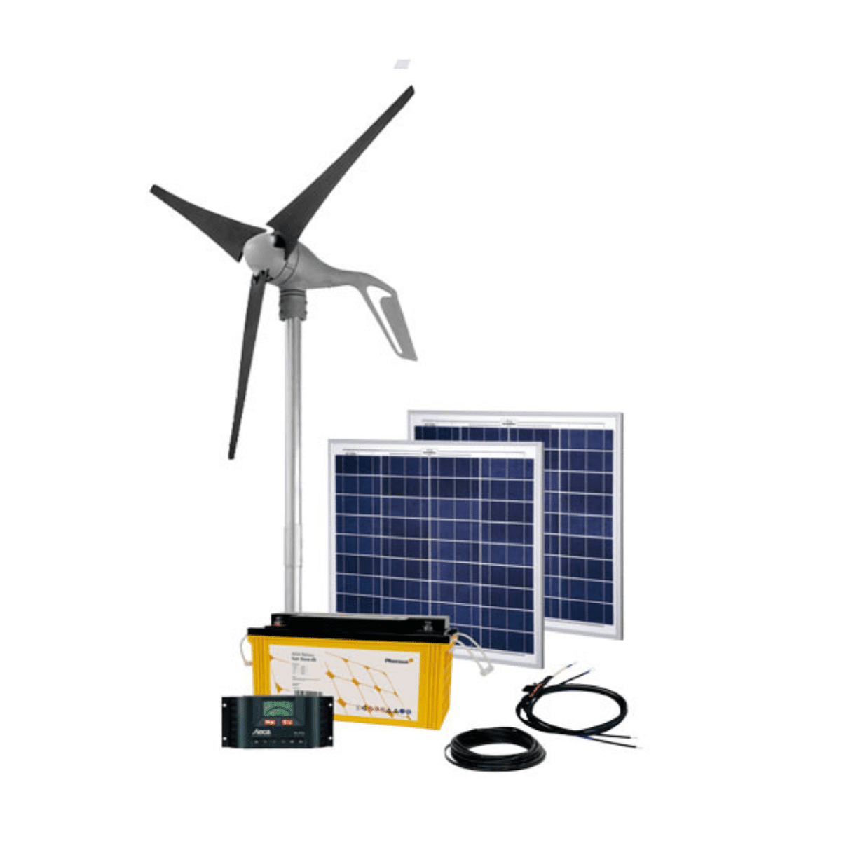 DIY Off-grid Energy Generation Solar Panel Kit 260W 12V on Sale