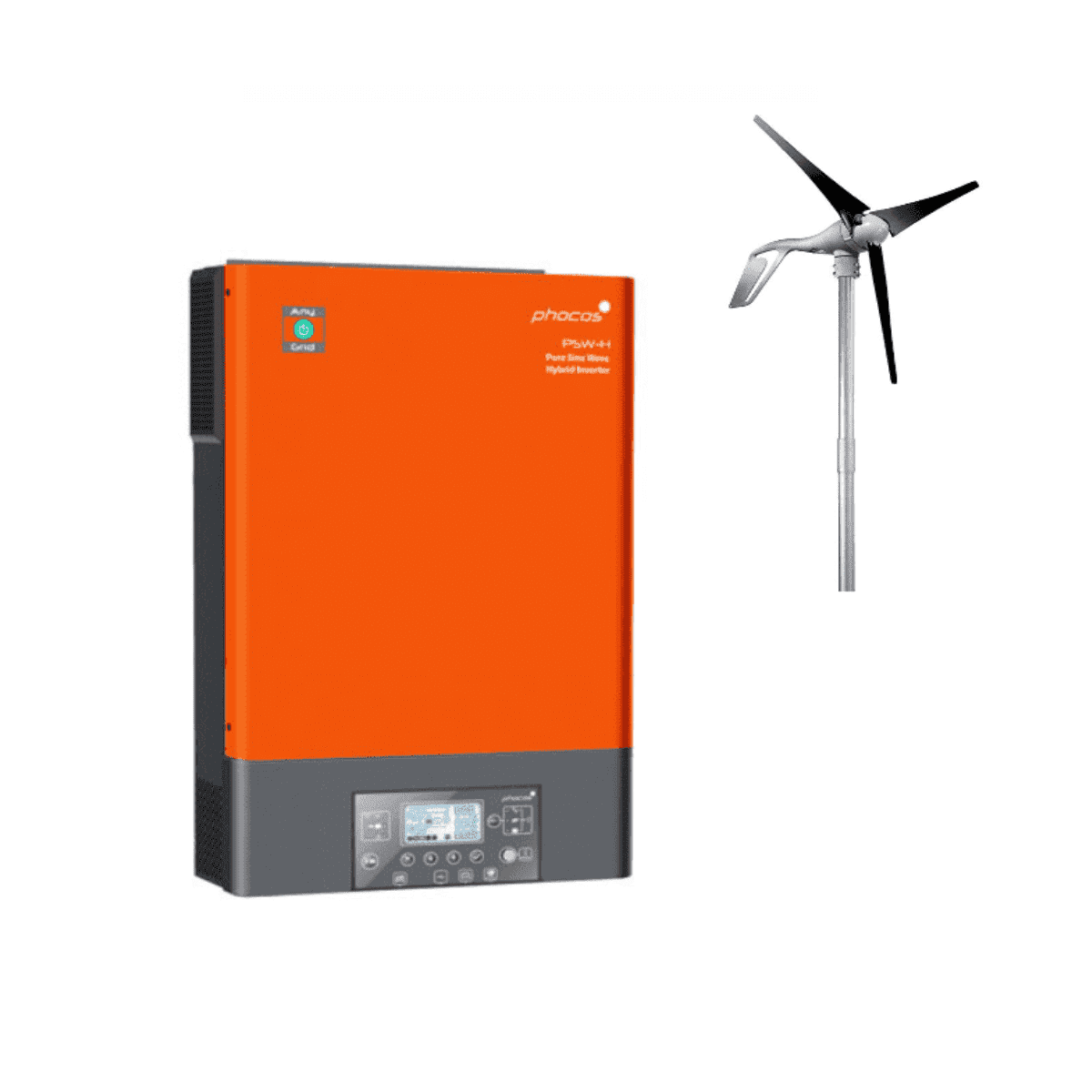 Wind Inverters and Chargers