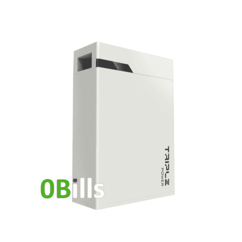 SolaX Triple Power 5.8kWh Solar Battery Extension Module