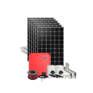 Solar-Kits-On-Grid SMA, grid tied solar kits, solar packages