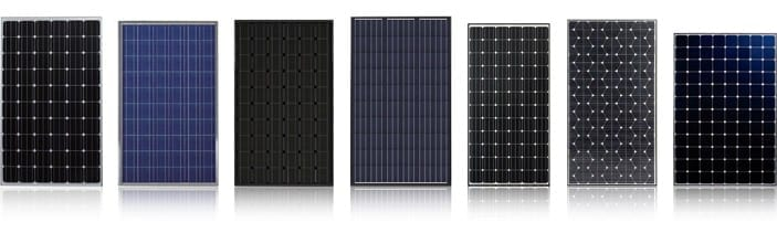Solar Panels in Stock