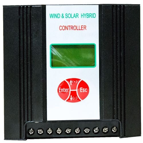 Solar and Wind Charge Controller 600W 24V Boost