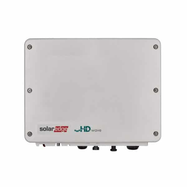 SolarEdge StorEdge SE5000H AC Coupled 5kW Inverter HD-Wave